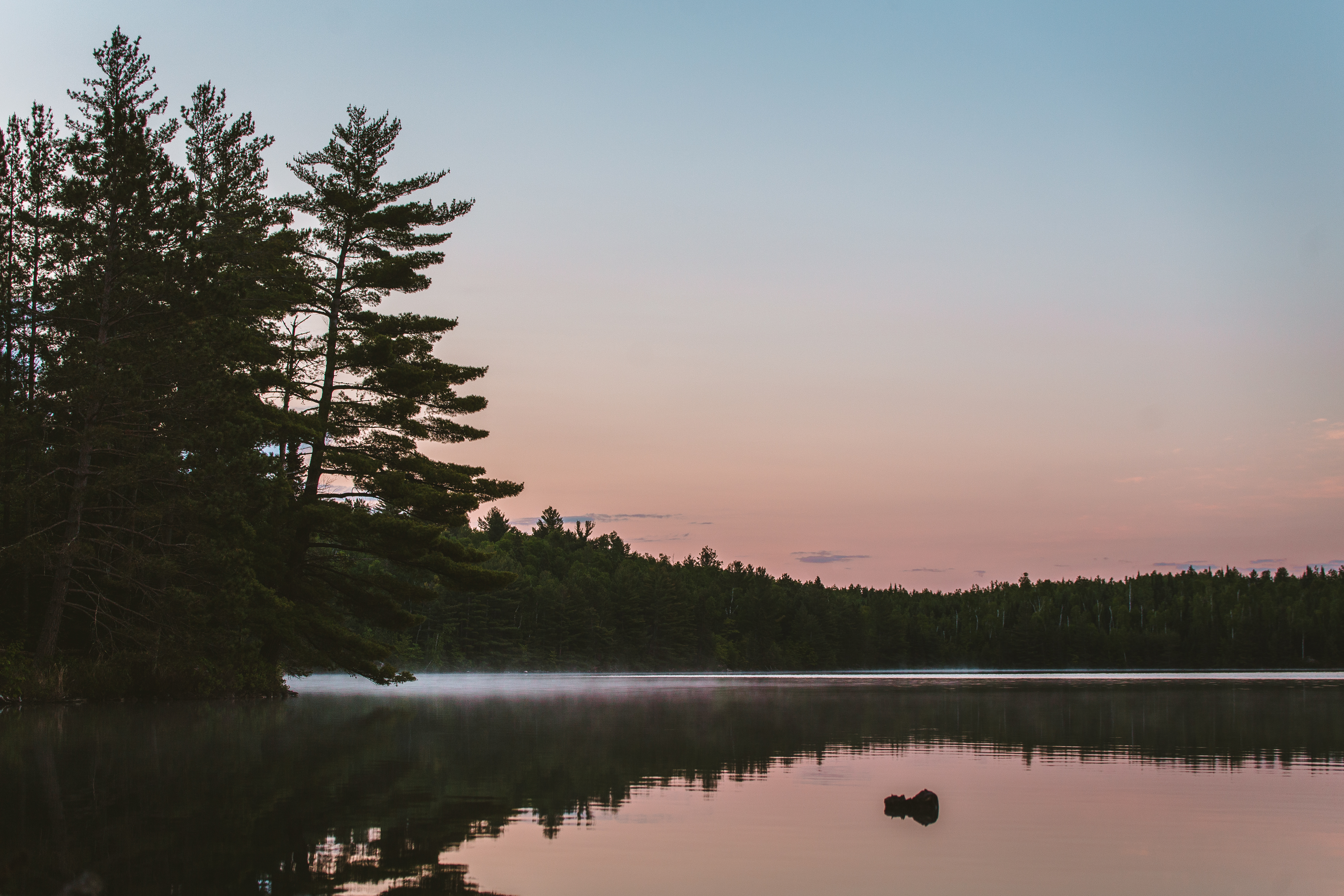 The Boundary Waters